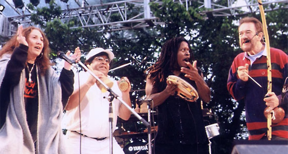 Earth Celebration 2002