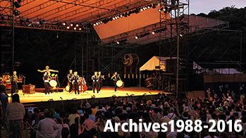 これまでのアース・セレブレーション Archives1988-2015